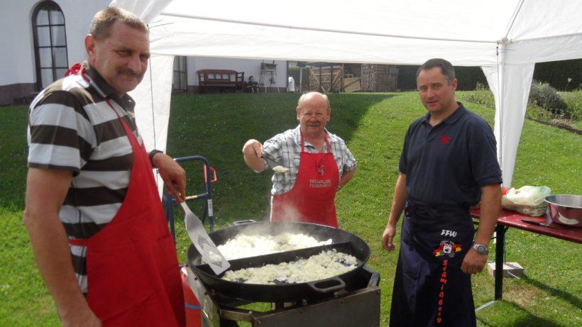 Brunnenfest in Schmißberg: Veranstalter sind zu frieden