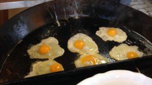 Maifrühstück in Schmißberg: Alles neue macht der Mai