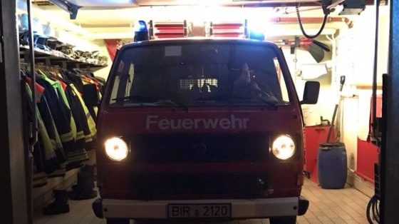 Freiwillige Feuerwehr: Baum in Elchweiler umgestürzt