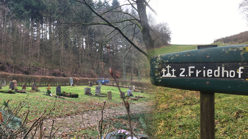 Neue Friedhofsatzung online